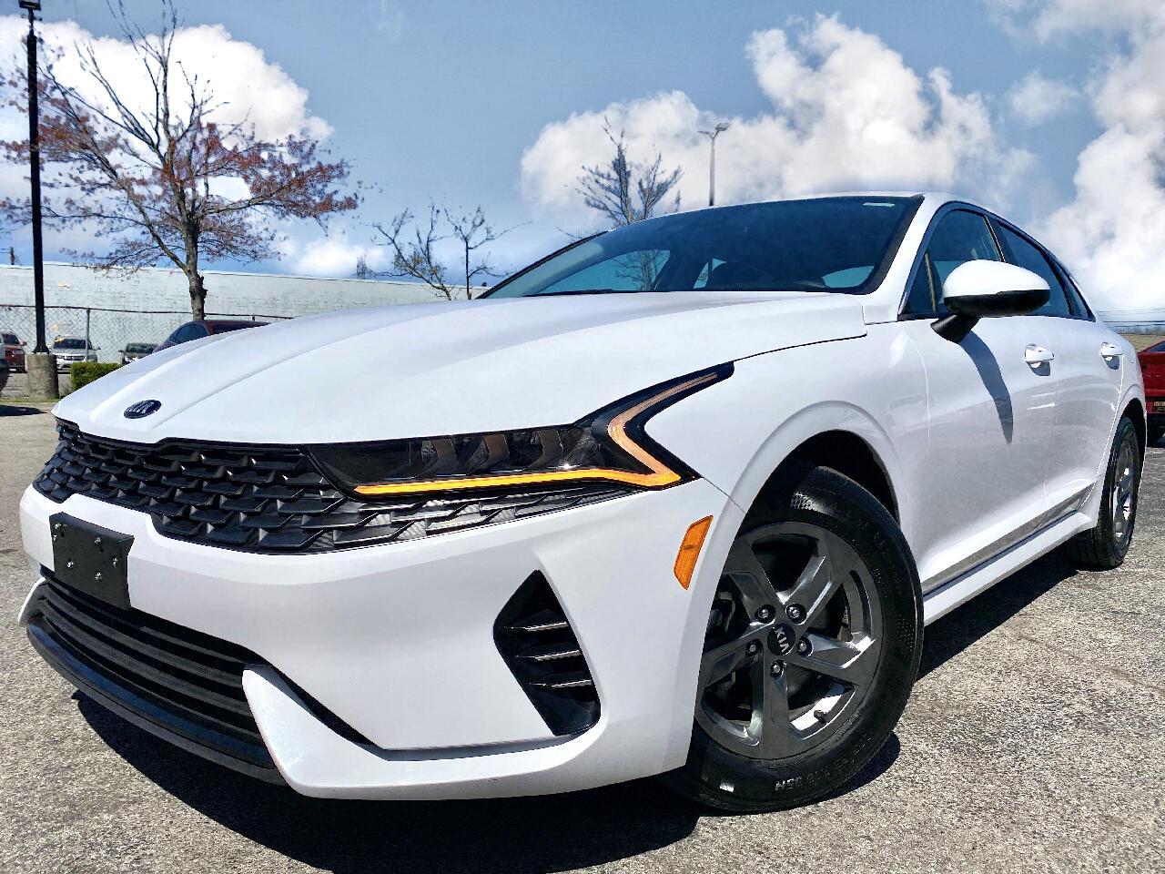 Kia K5 LXS Auto FWD 2021
