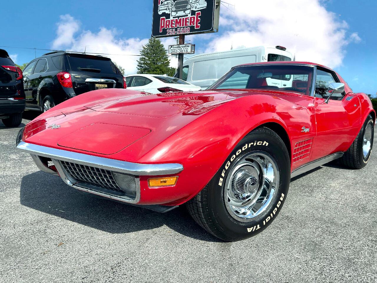 Chevrolet Corvette Sting Ray   1971