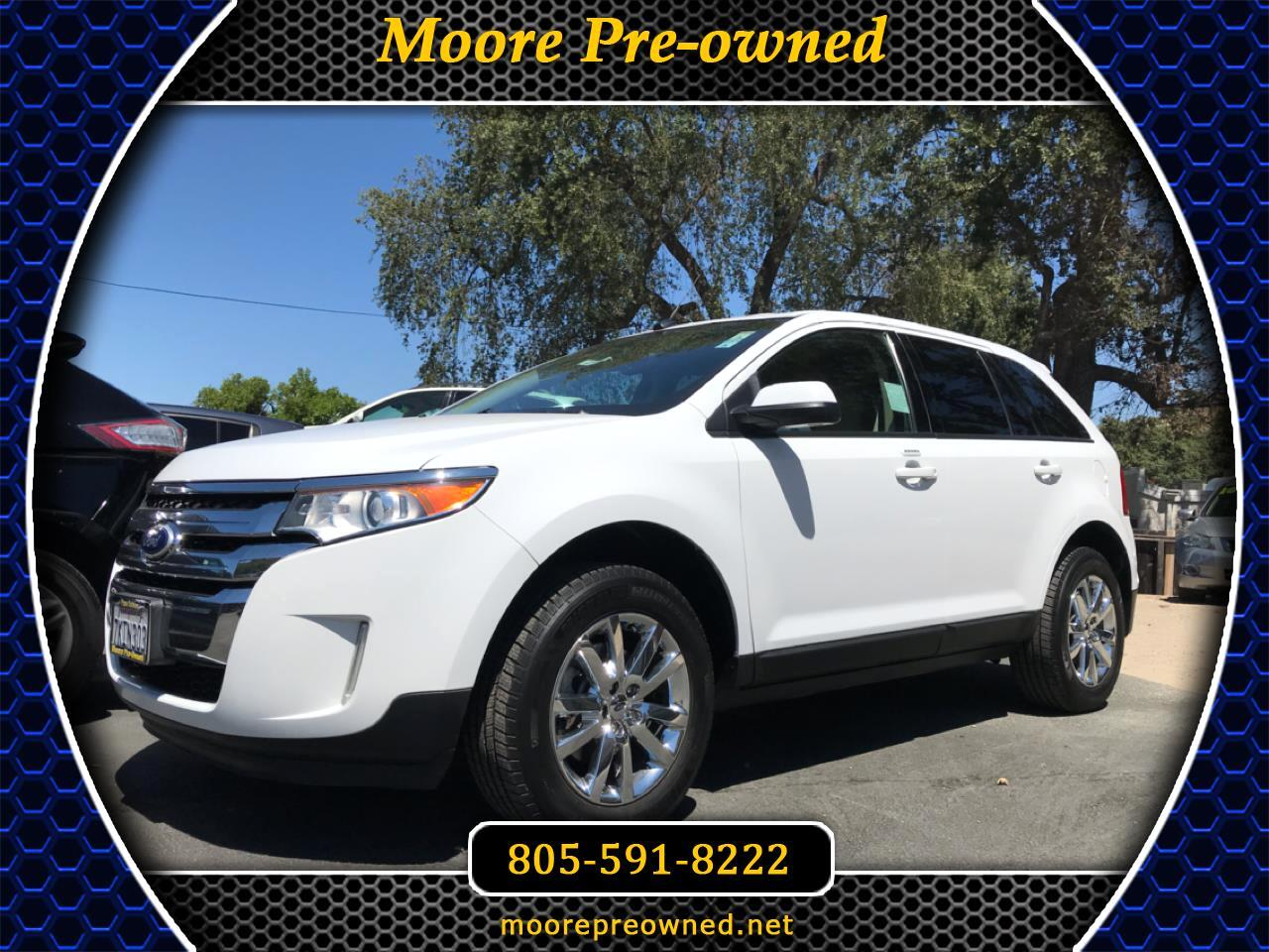 Ford Edge 4dr SEL AWD 2014