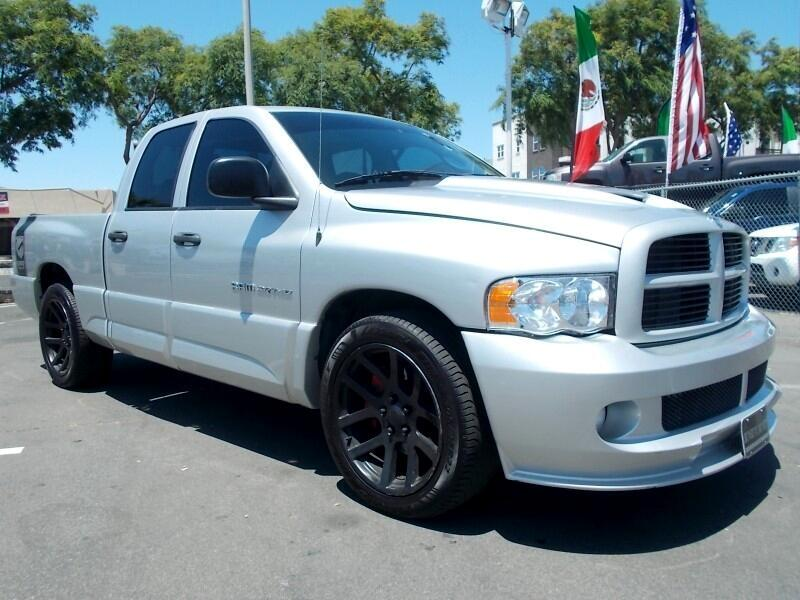 Dodge Ram 1500 SRT-10 Quad Cab 2WD 2005