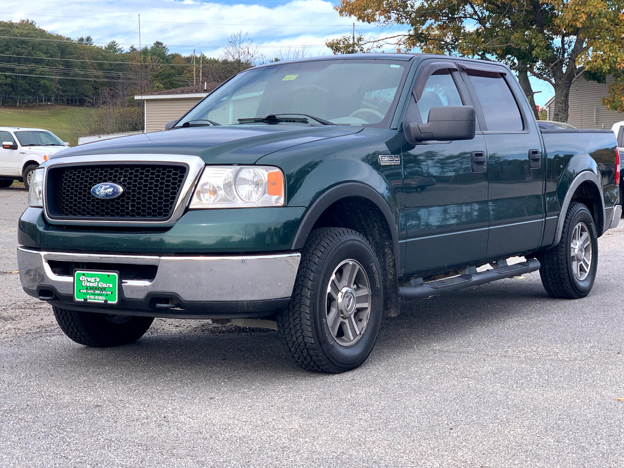 "Ford F-150 4WD SuperCrew 139"" XLT 2007"