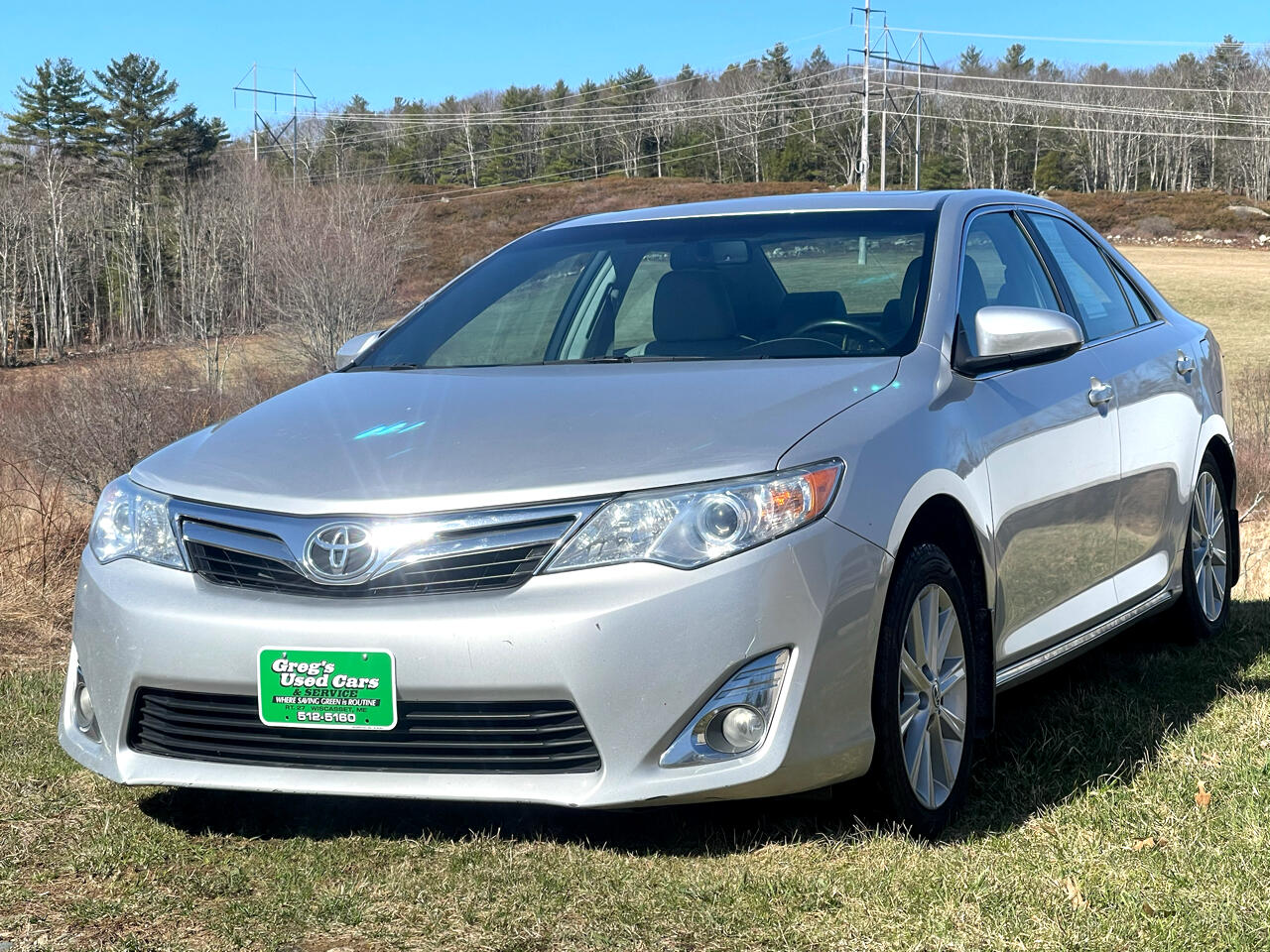 Toyota Camry 4dr Sdn I4 Auto SE Sport Limited Edition (Natl) 2012