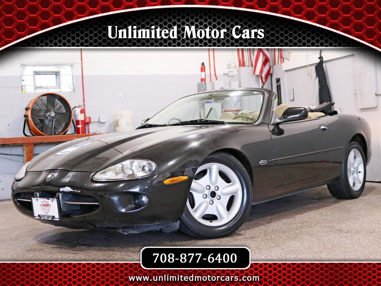 Jaguar XK8 2dr Convertible 1997