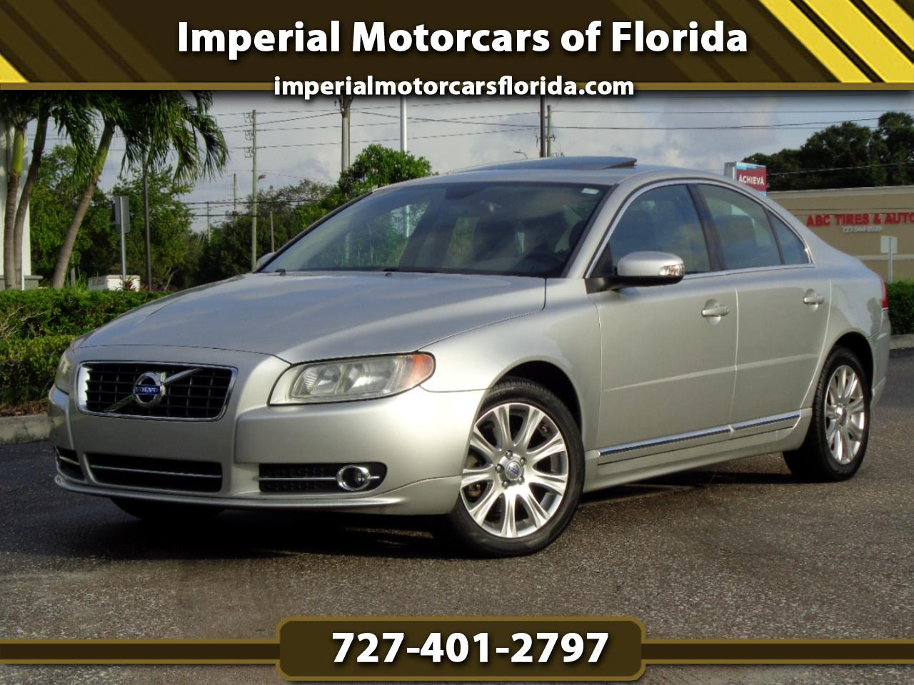 Volvo S80 4dr Sdn I6 FWD 2010