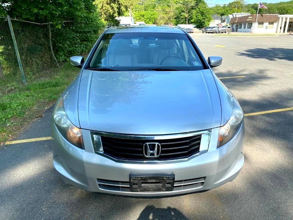 Honda Accord EX-L Sedan AT 2008