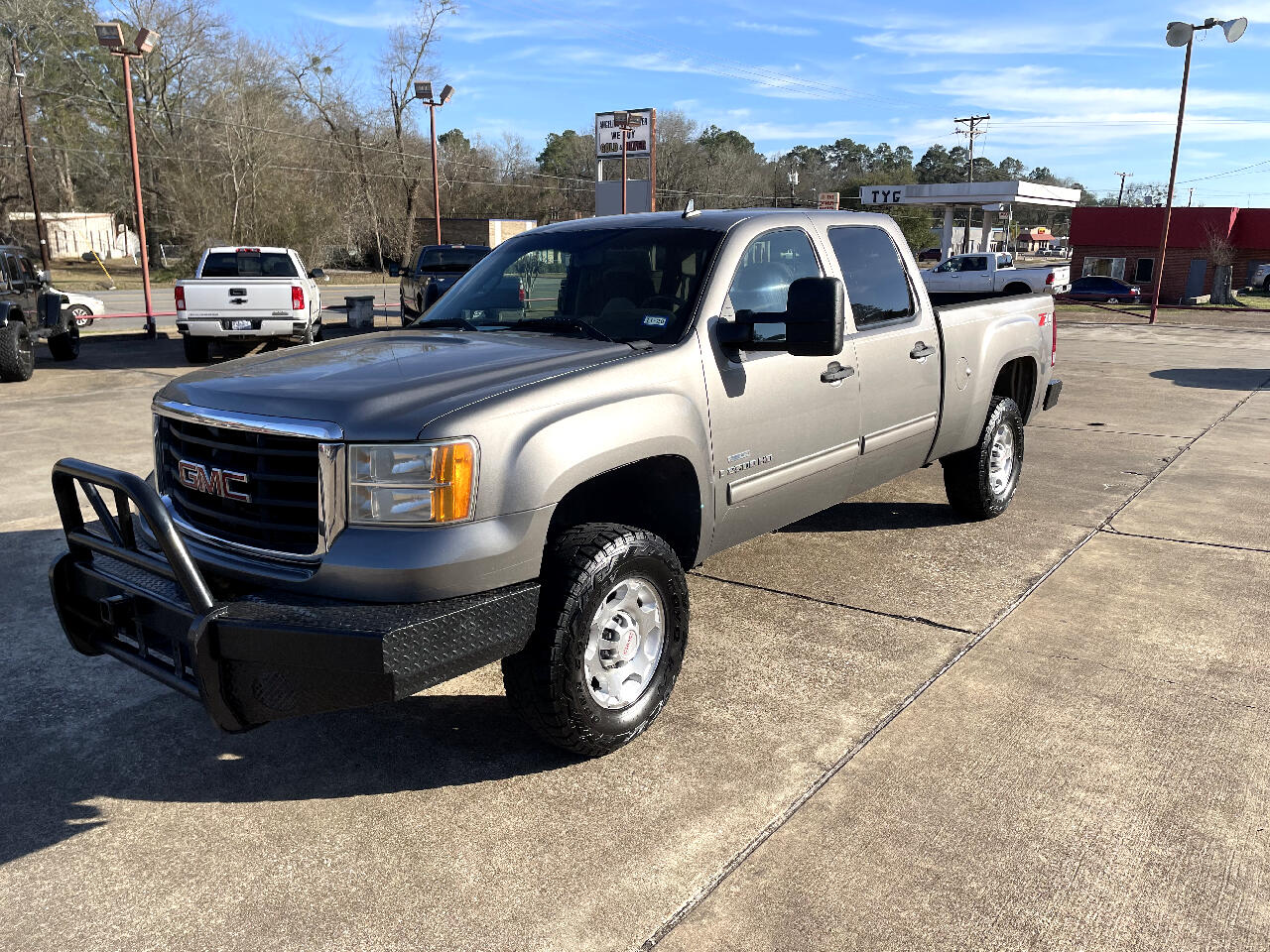 GMC Sierra 2500HD SLE1 Crew Cab Std. Box 4WD 2009
