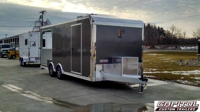 Intech Trailers Custom  2021