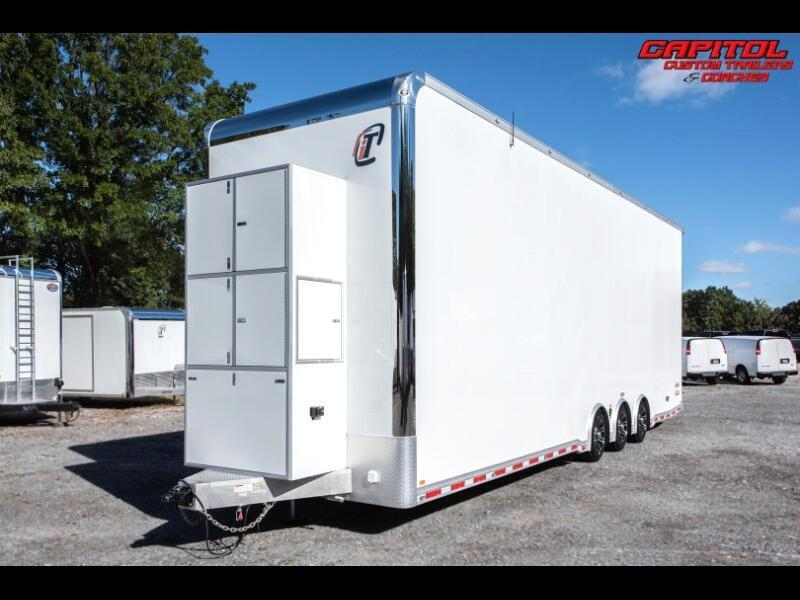 Intech Trailers Custom  2022