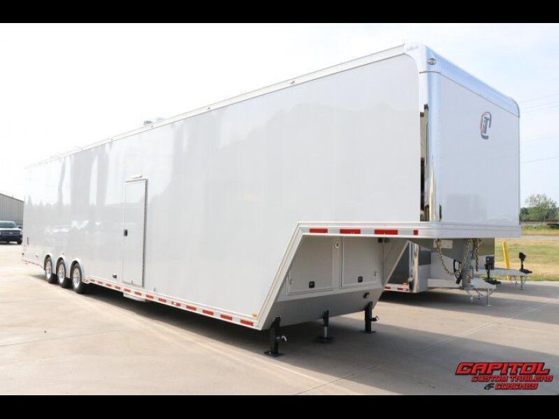 Intech Trailers Gooseneck  2022