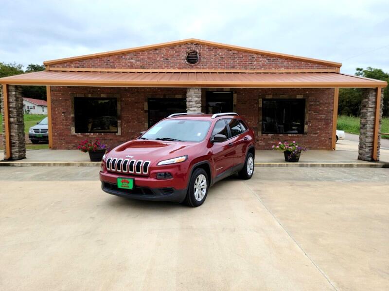 Jeep Cherokee Sport FWD 2015