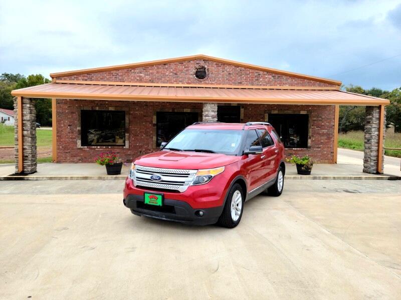 Ford Explorer XLT FWD 2012