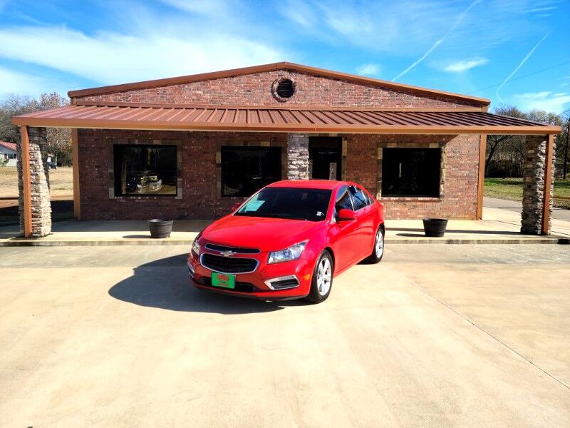 Chevrolet Cruze 2LT Auto 2015