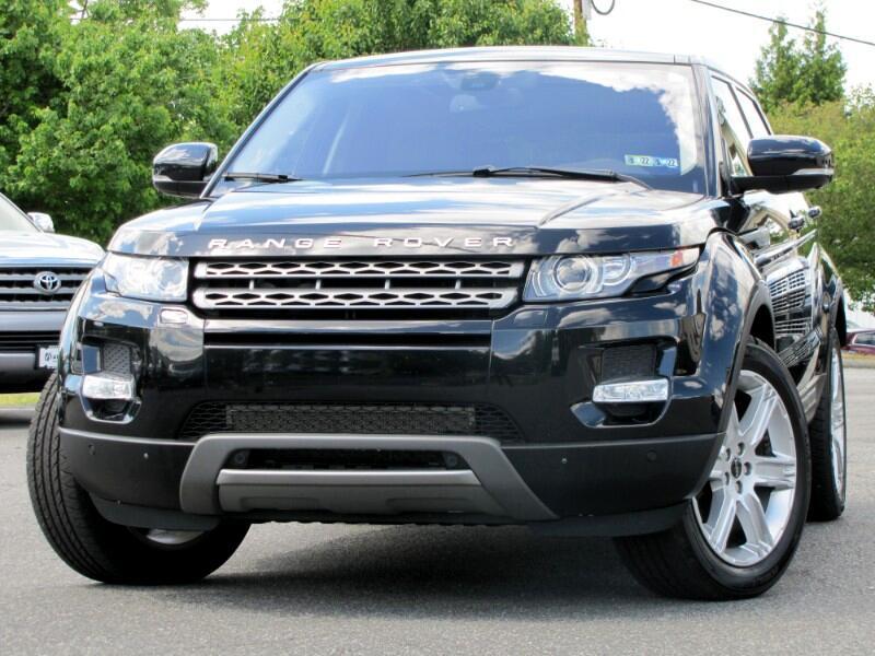 Land Rover Range Rover Evoque Pure Premium 5-Door 2012
