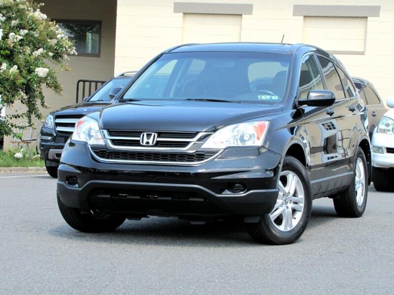Honda CR-V EX-L 4WD 5-Speed AT 2011