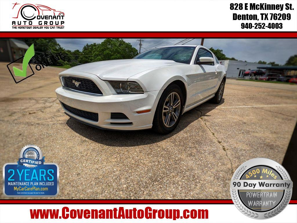 Ford Mustang Premium Coupe 2013