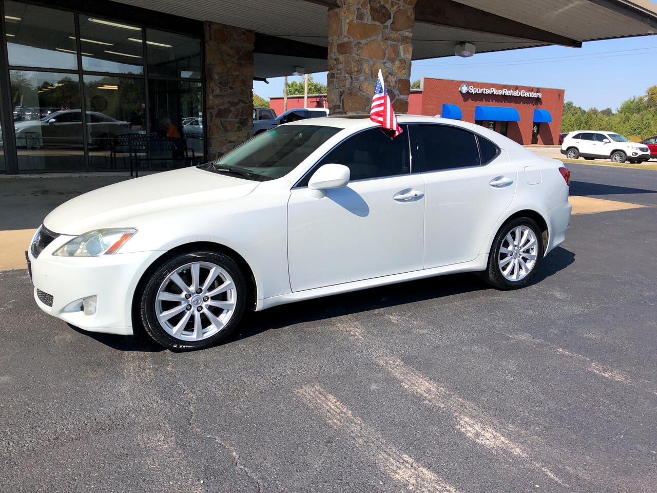 Lexus IS 250 4dr Sport Sdn Man RWD 2008