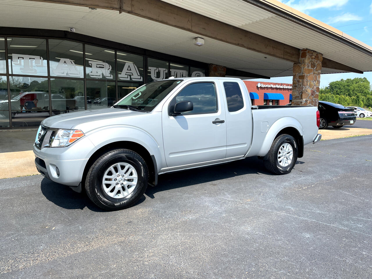 Nissan Frontier King Cab 4x2 SV Auto 2017