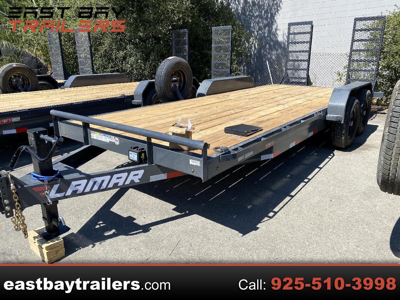 Lamar Equipment Trailer  2021