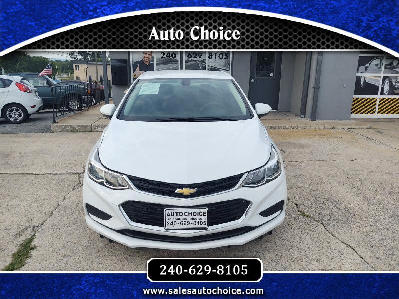 Chevrolet Cruze LS Auto 2018