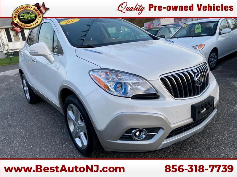 Buick Encore Leather AWD 2015