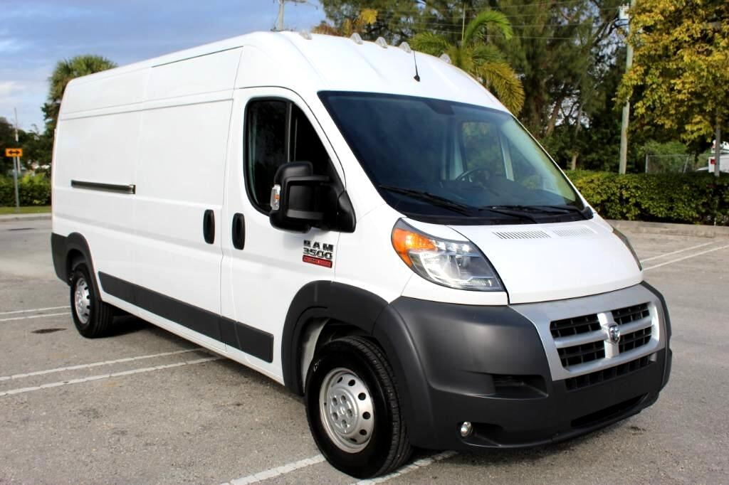 RAM Promaster 3500 High Roof Tradesman 159-in. WB 2015
