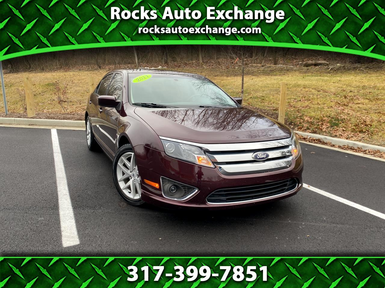 Ford Fusion 4dr Sdn SEL FWD 2011