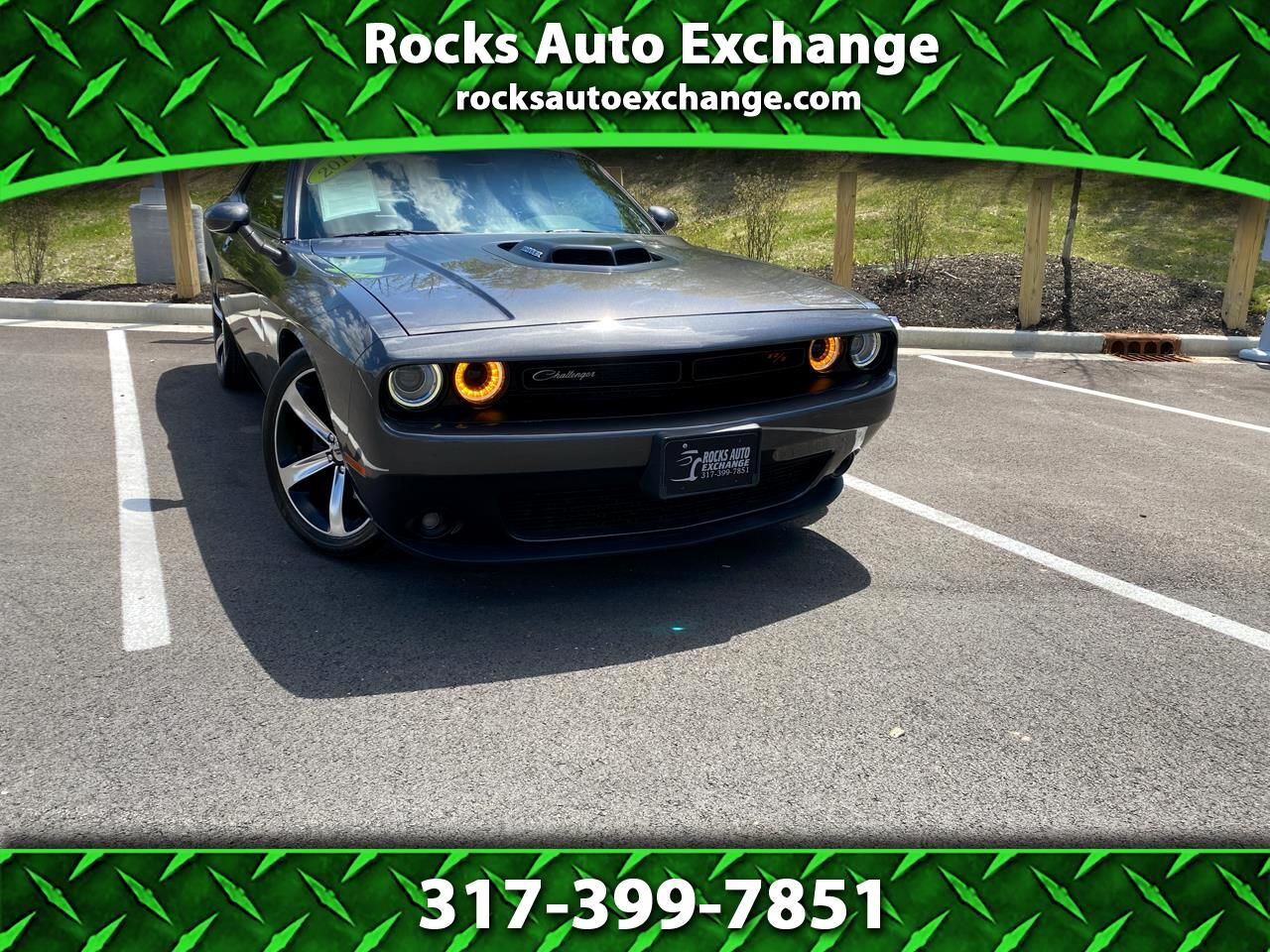 Dodge Challenger R/T Plus Shaker Coupe 2017