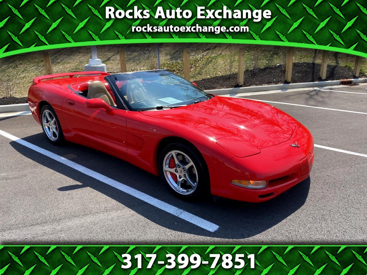 Chevrolet Corvette 2dr Convertible 1998