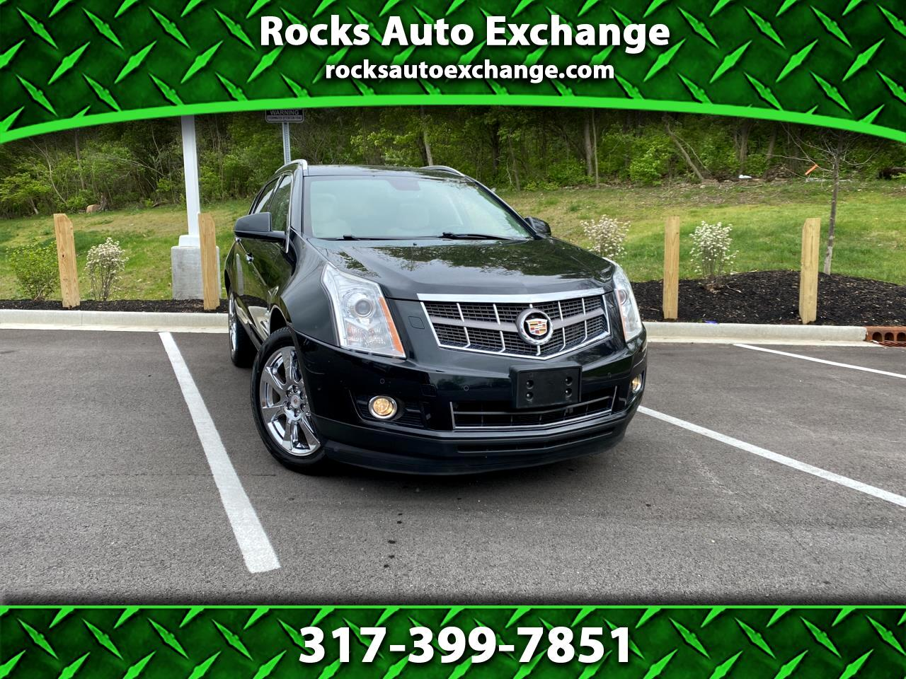Cadillac SRX FWD 4dr Performance Collection 2012