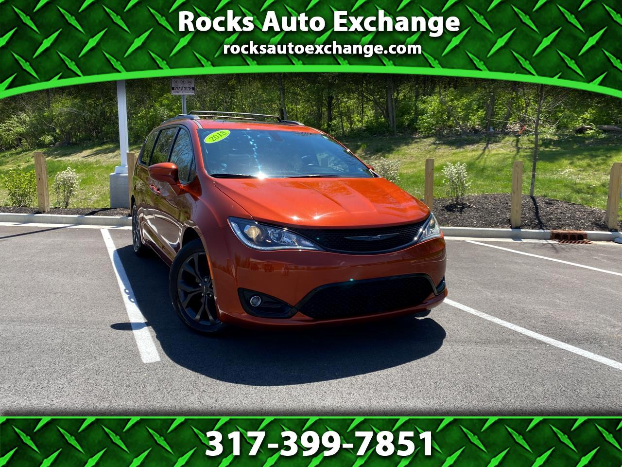 Chrysler Pacifica Touring L Plus FWD 2018