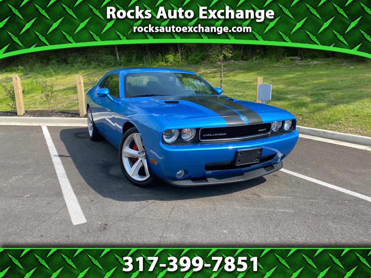 Dodge Challenger 2dr Cpe SRT8 2010