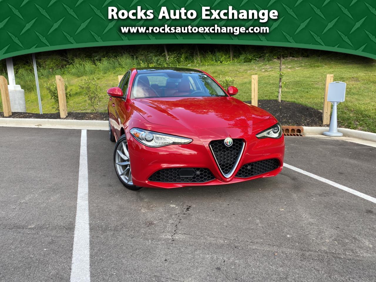 Alfa Romeo Giulia AWD 2017