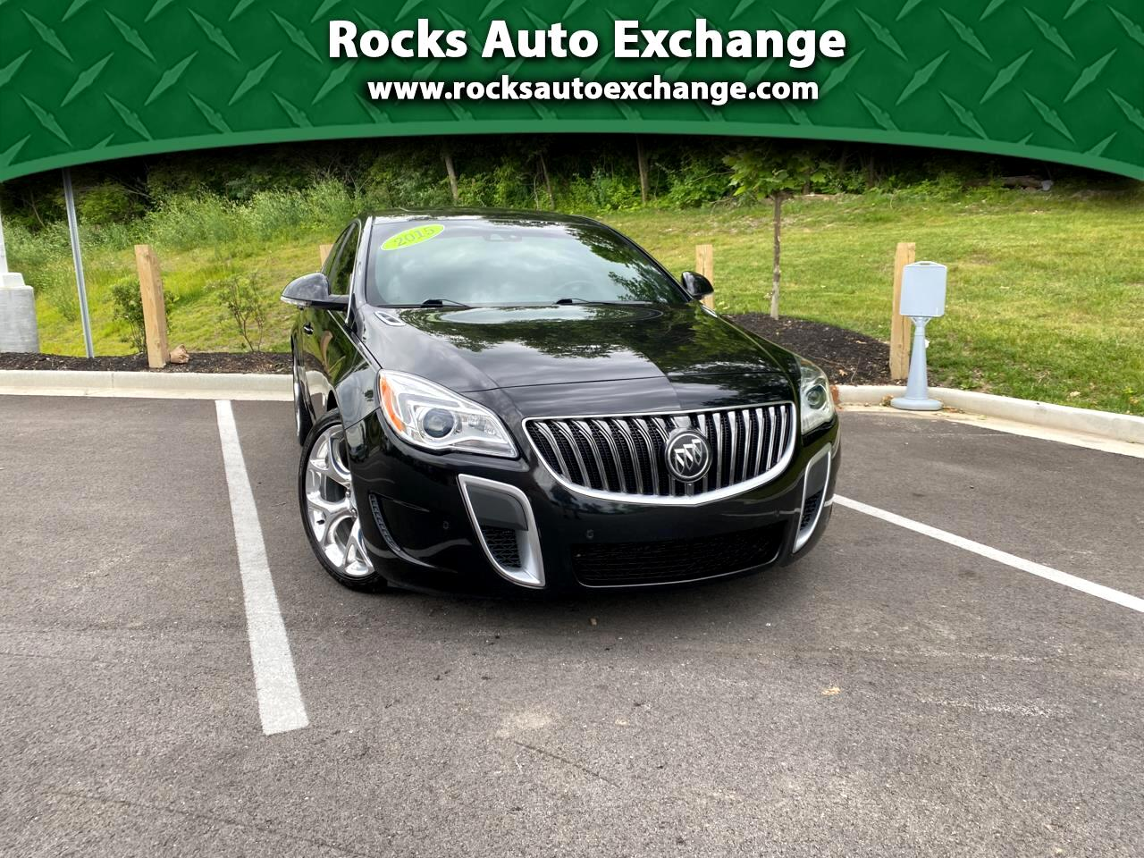 Buick Regal 4dr Sdn GS FWD 2015