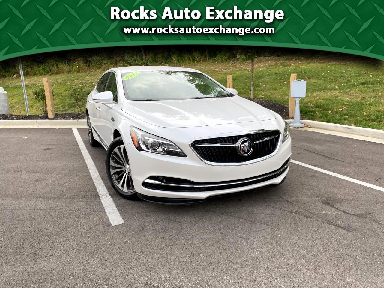 Buick LaCrosse 4dr Sdn Preferred FWD 2017