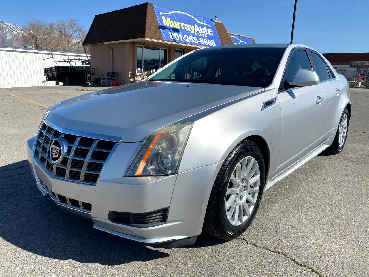 Cadillac CTS Sedan 4dr Sdn 3.0L Luxury RWD 2012