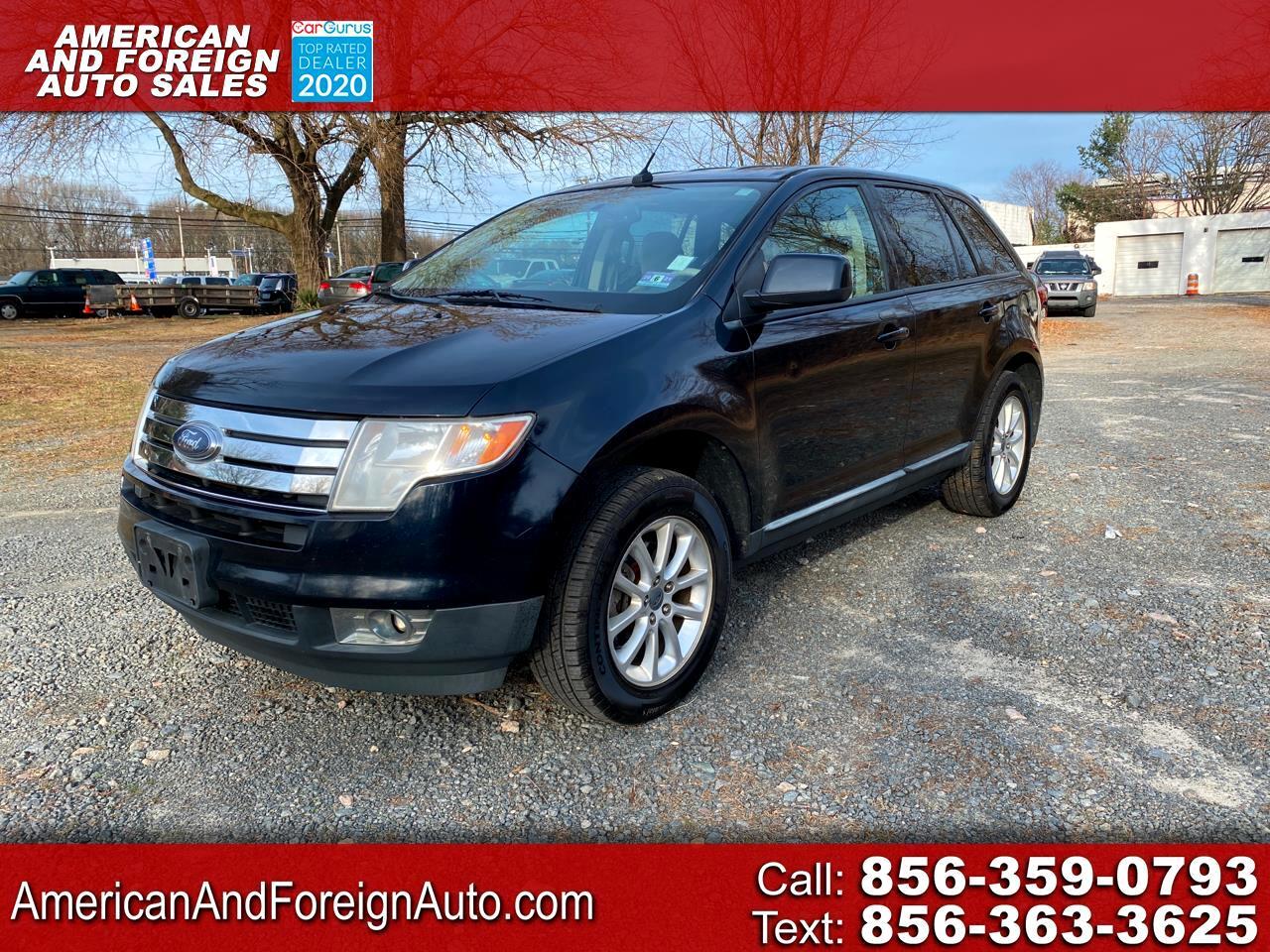 Ford Edge 4dr SEL AWD 2010