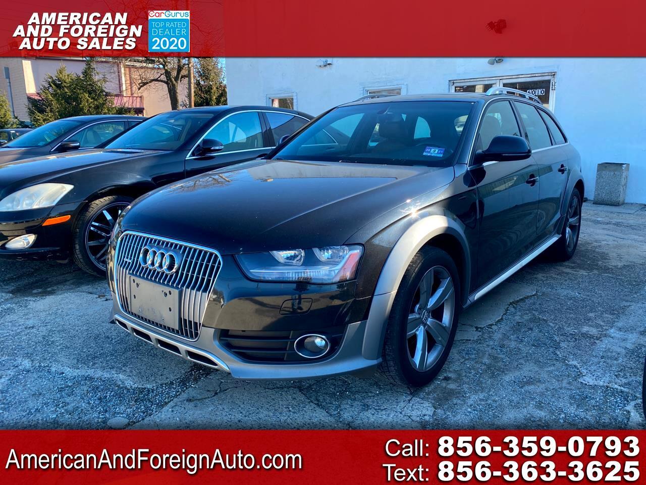 Audi allroad 4dr Wgn Premium 2014