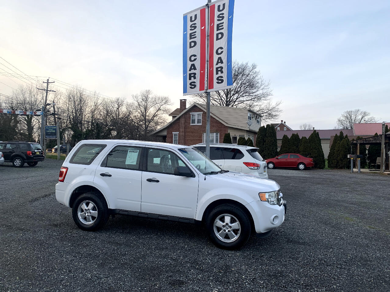 Ford Escape XLS 4WD AT 2009