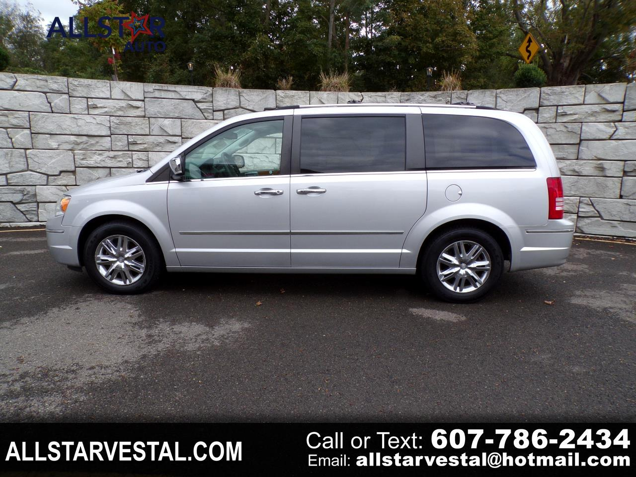 Chrysler Town & Country 4dr Wgn Limited *Ltd Avail* 2010