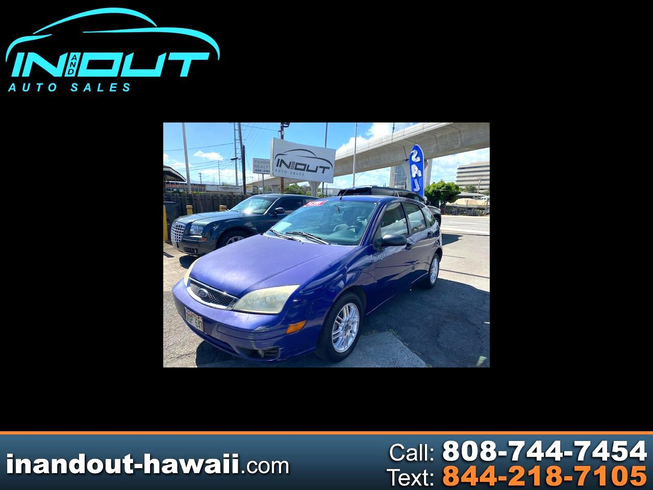 Ford Focus 5dr HB ZX5 SES 2005