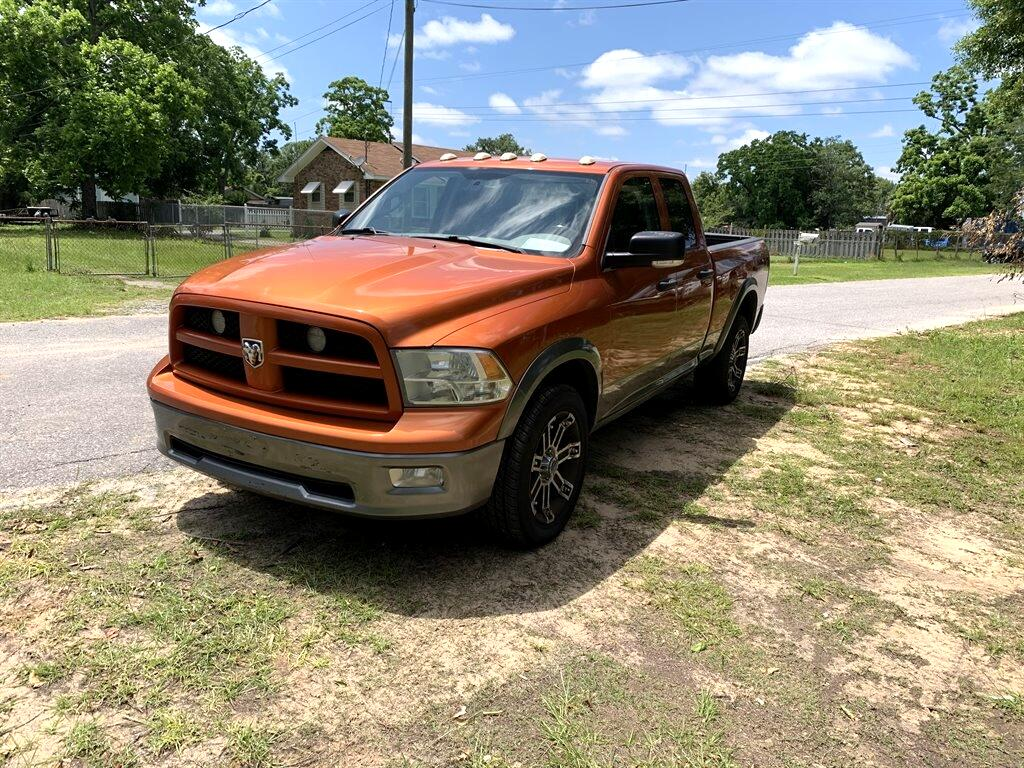 Dodge 1500 TRX Quad Cab 4WD 2010