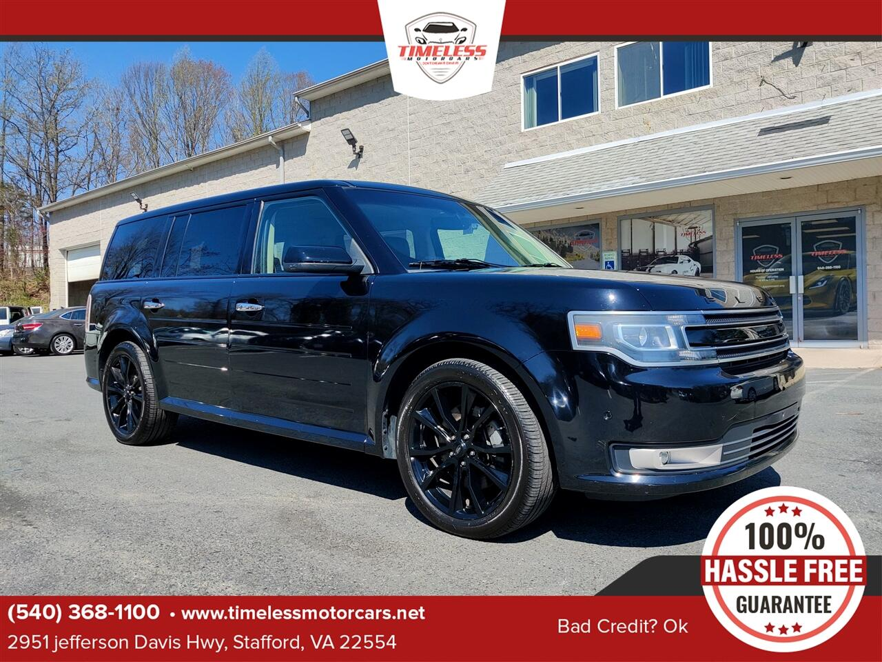 Ford Flex Limited FWD 2016