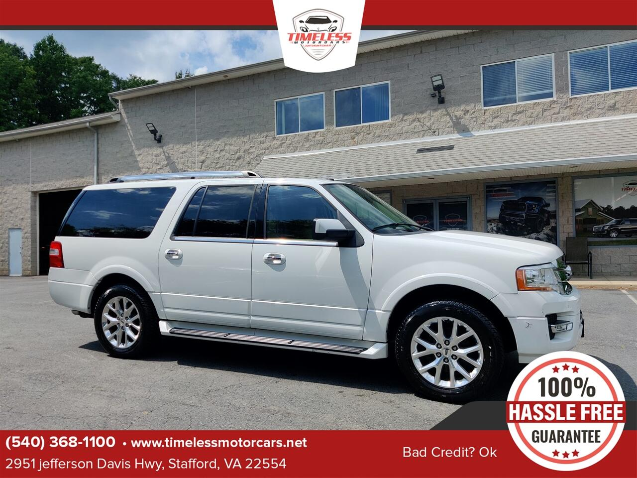 Ford Expedition EL Limited 2WD 2017