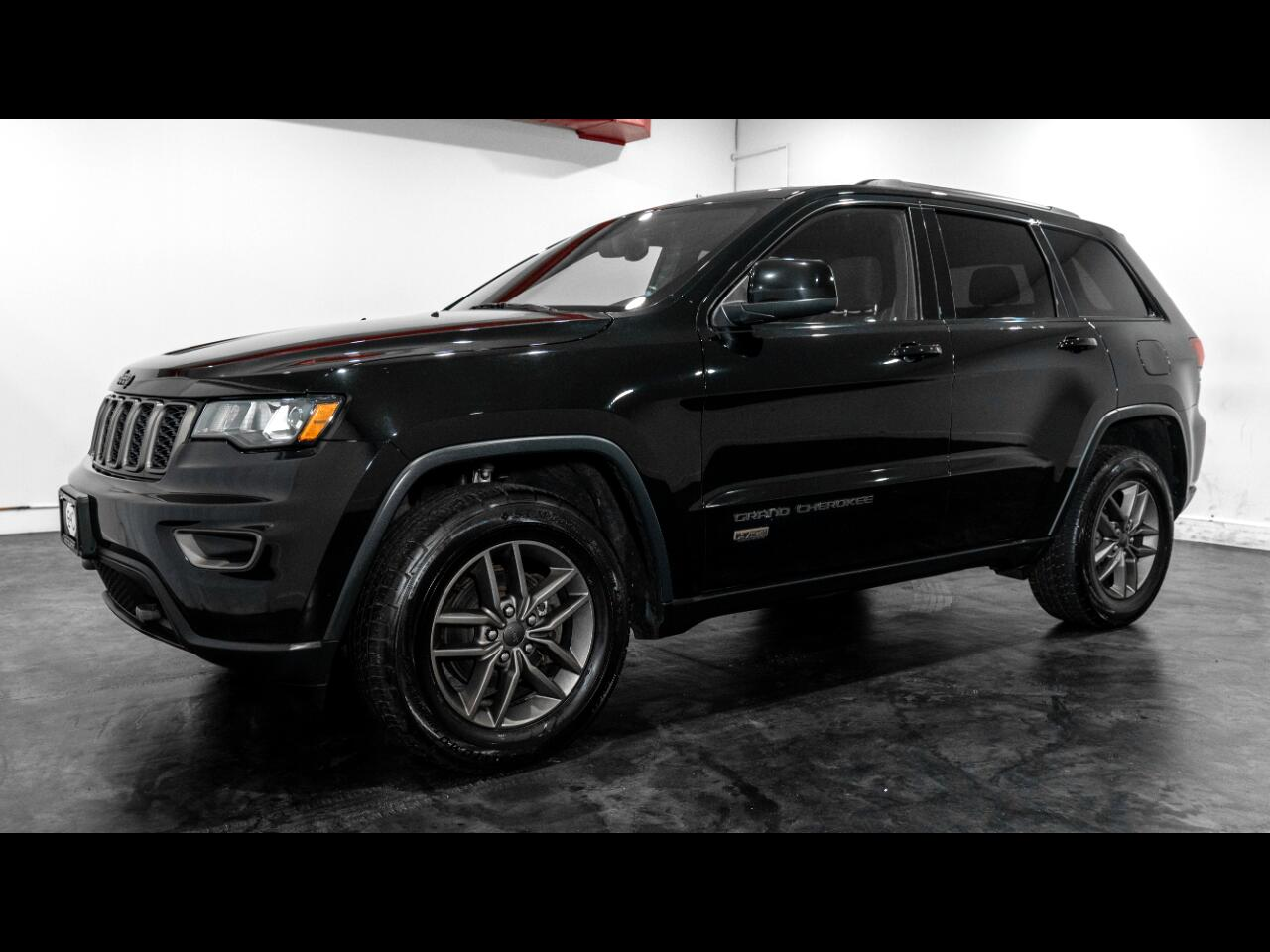 Jeep Grand Cherokee 75th Anniversary Edition 4x4 *Ltd Avail* 2017