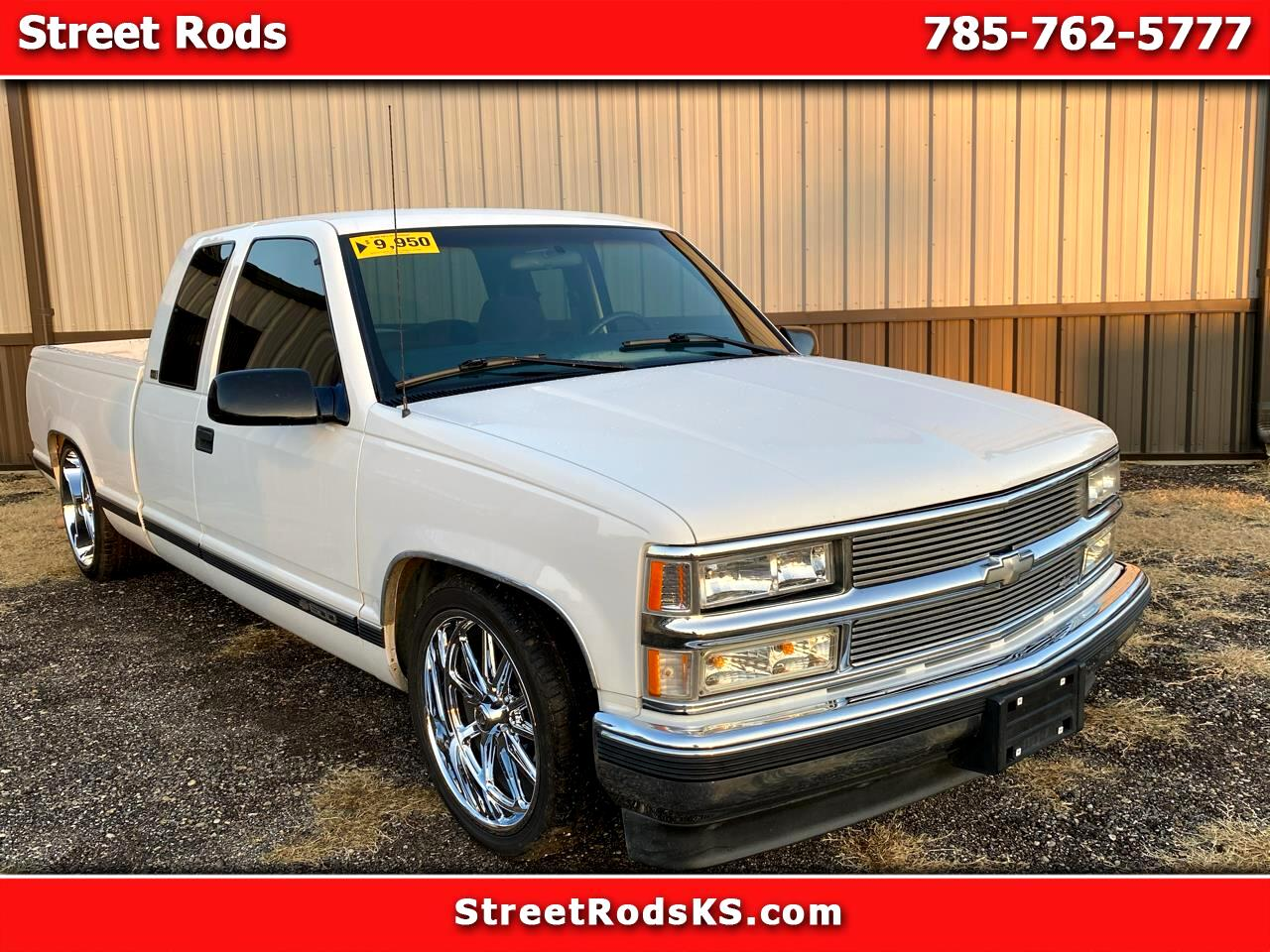 Chevrolet C/K 1500 Ext. Cab 6.5-ft. Bed 2WD 1997