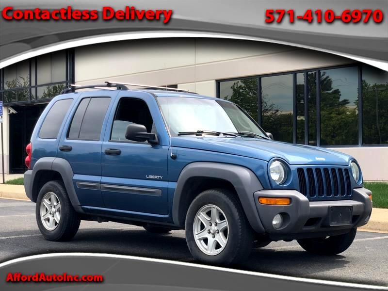 Jeep Liberty Rocky Mountain Edition 4WD 2004