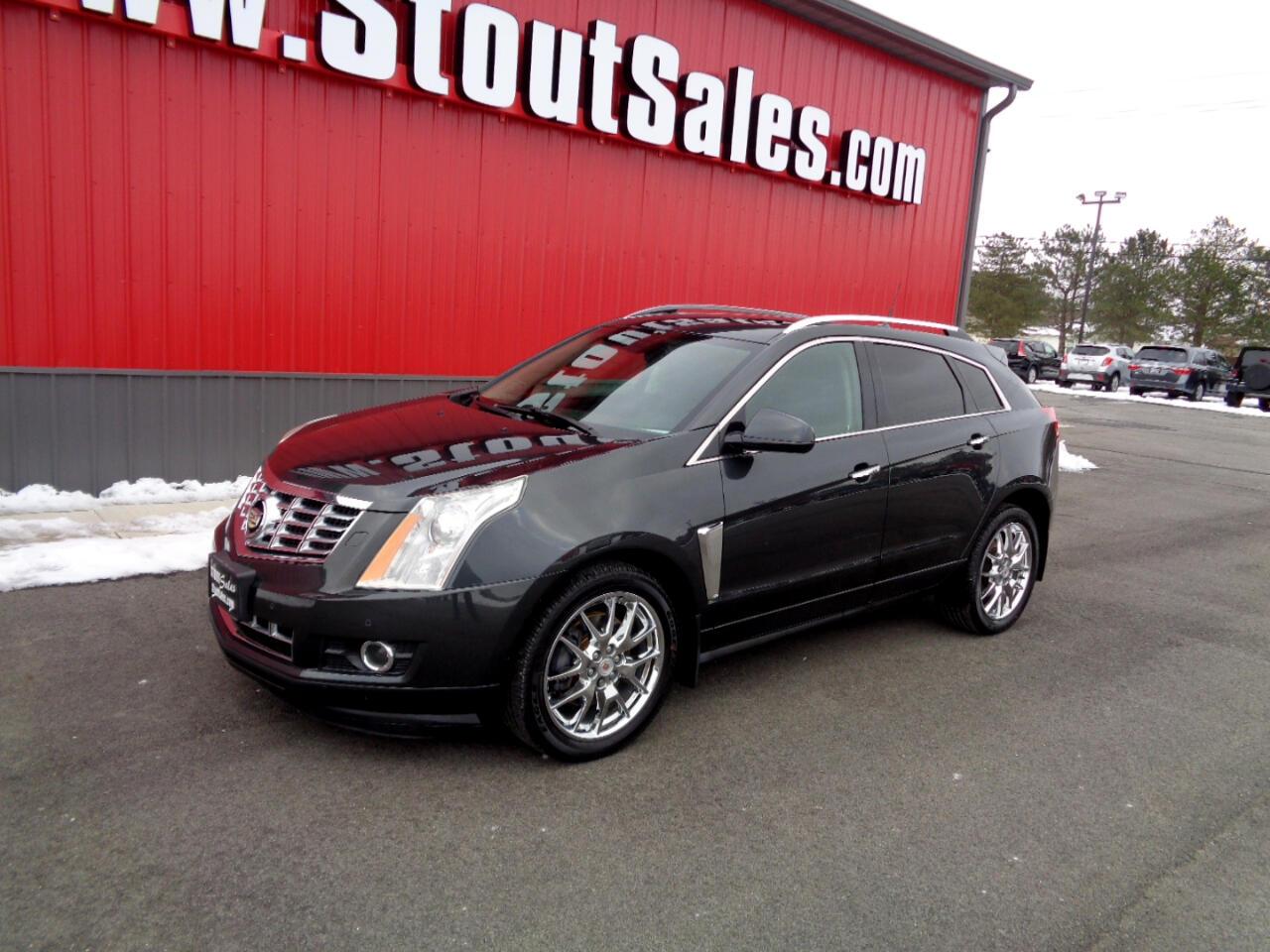 Cadillac SRX Premium Collection AWD 2014