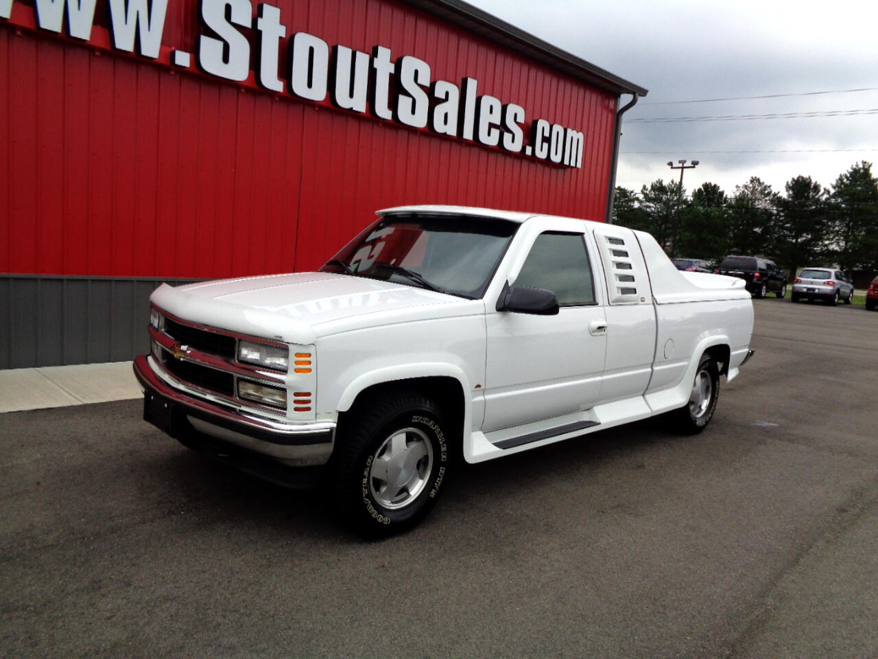 Chevrolet C/K 1500 Ext. Cab 6.5-ft. Bed 4WD 1997