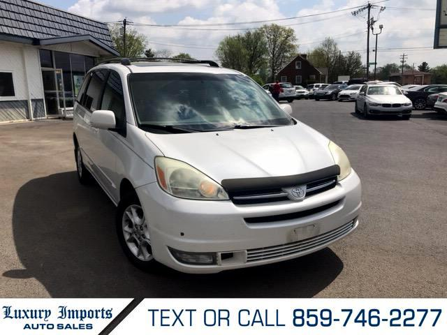 2004 Toyota Sienna 5dr 7-Pass Van XLE Ltd AWD (Natl)