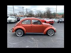 1967 Volkswagen Beetle Coupe